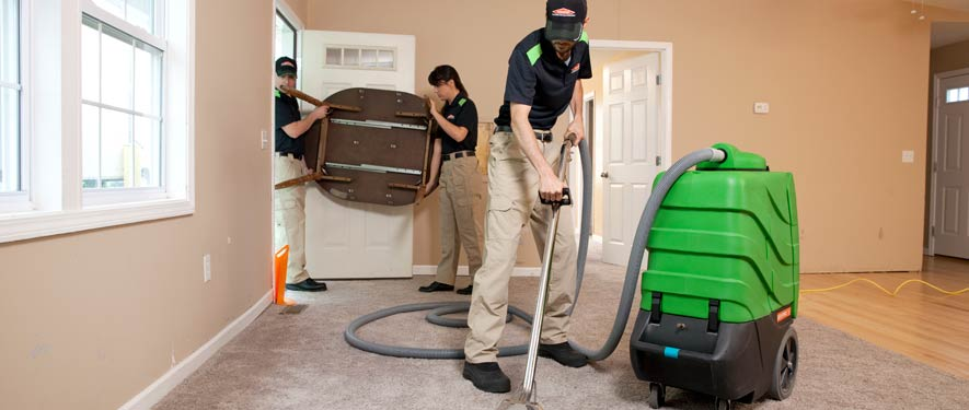 Americus, GA residential restoration cleaning